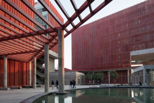 Thapar University Student Accommodation makes Shortlist for World Architecture Festival