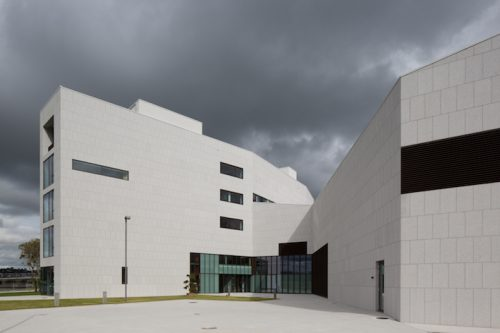 McCullough Mulvin wins American Architecture Prize for the Beaufort Maritime Energy & Research Laboratory