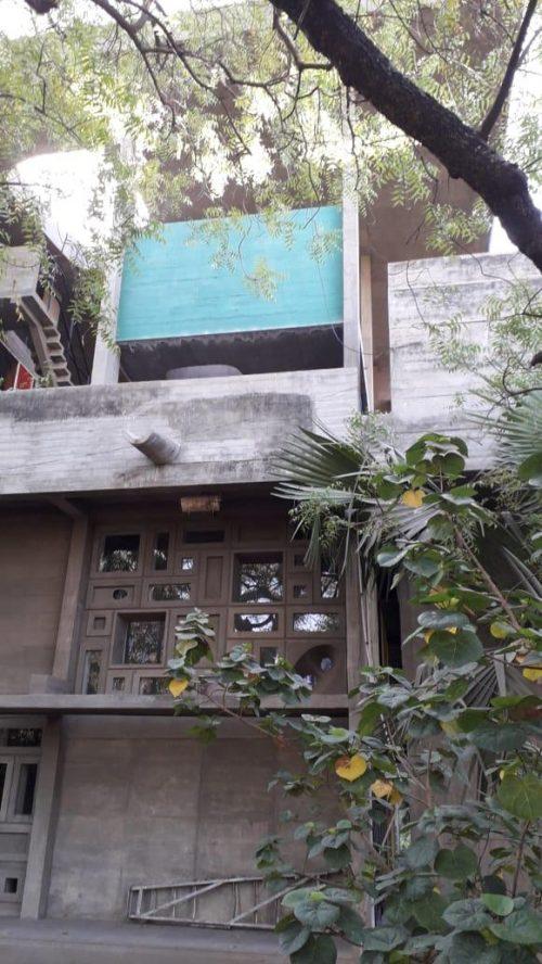 Villa Shodhan, Ahmedabad