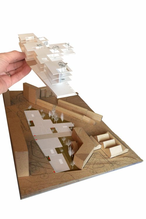 McCullough Mulvin and Todd Architects design new Residential Care Neighbourhood at Grangegorman