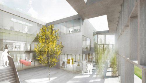 Confucius Centre, UCD