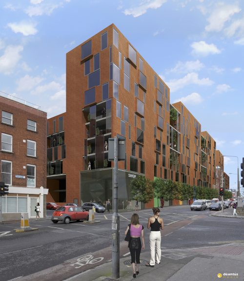 Dorset Street Housing study