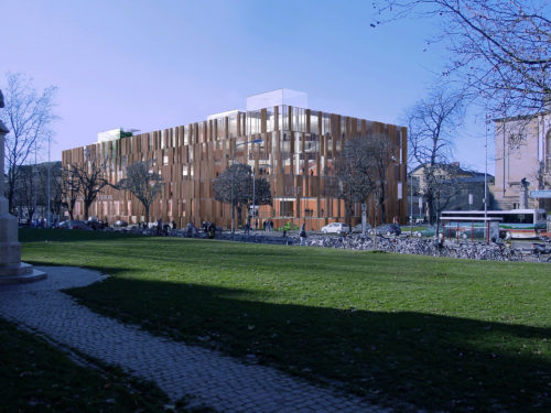 Freiburg Library Competition