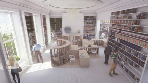 Goethe Institute Library Competition
