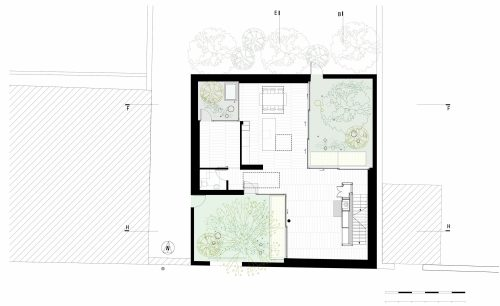 Z Square House