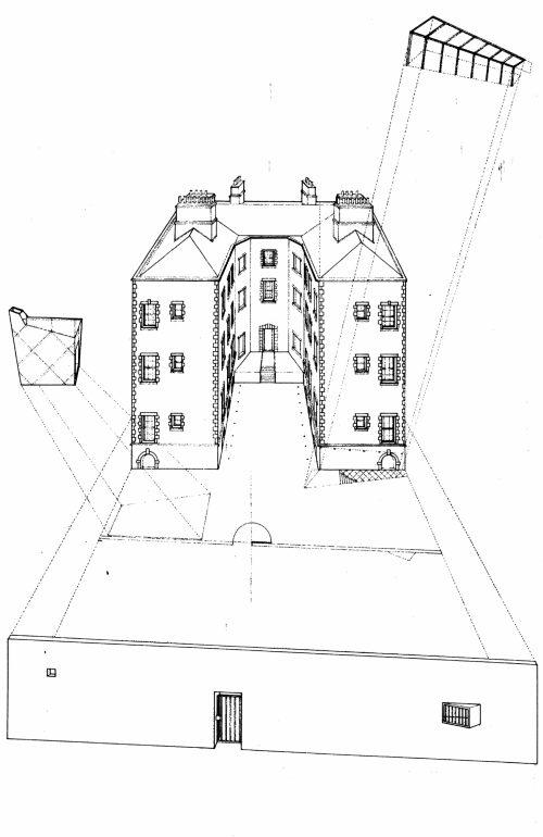 Green Street Debtors Prison Housing