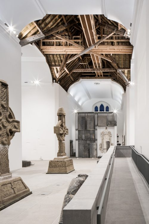Medieval Mile Museum nominated for Mies van der Rohe Award