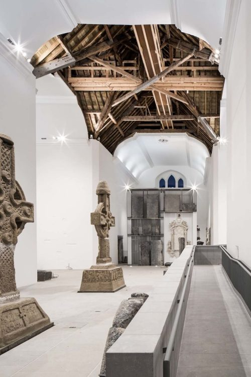 St. Mary's Medieval Mile Museum Shortlisted for The Plan Award