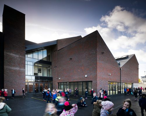 Holy Family National School, Rathcoole