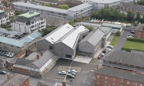 Cathal Brugha Barracks, Military Archives