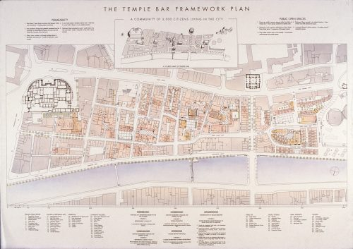 Temple Bar Framework Plan