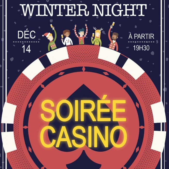 Ysance - Casino Winter Night