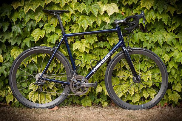 Parlee Z-Zero Kandy Blue with Lightweights