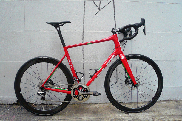 Parlee Altum Red and Green
