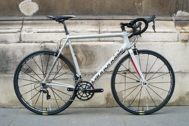 Cannondale SuperSix Evo for Paul