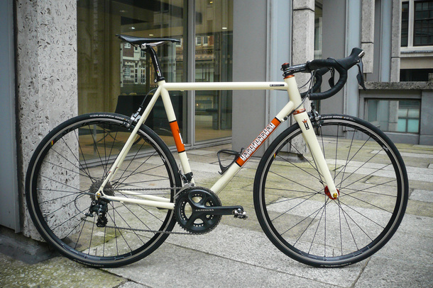 Indy Fab Crown Jewel commuter