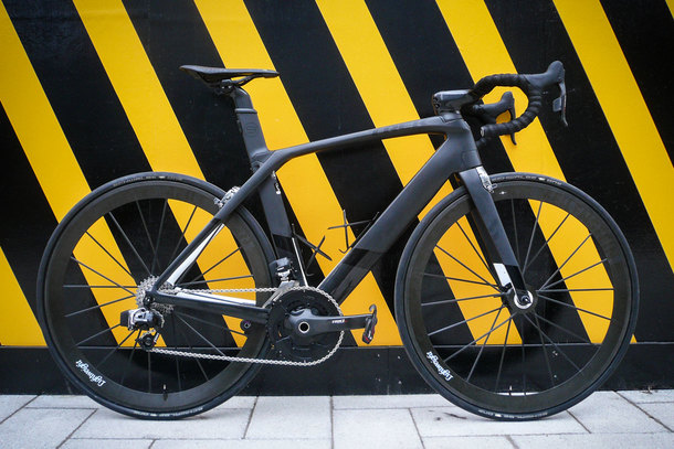 Madone with SRAM RED eTap