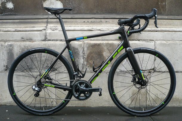 Parlee Altum Disc with Pacenti