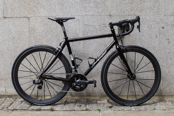 eTap and Lightweight upgrade for an IF