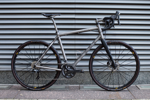 Moots Routt 45 with Mavic