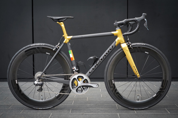 Colnago C60 Gold Limited Edition
