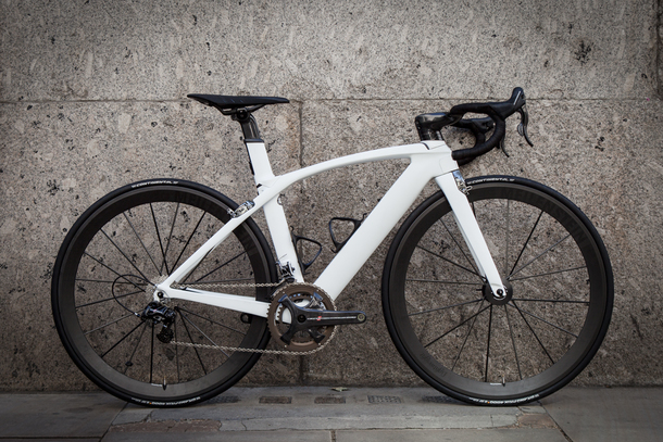 Trek Project One Madone with Super Record