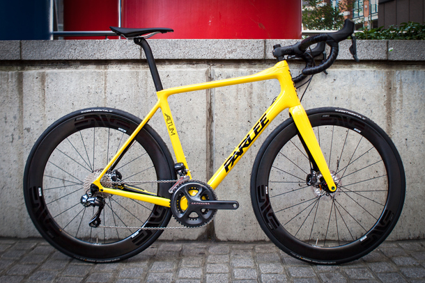 Parlee Altum Disc in Yellow