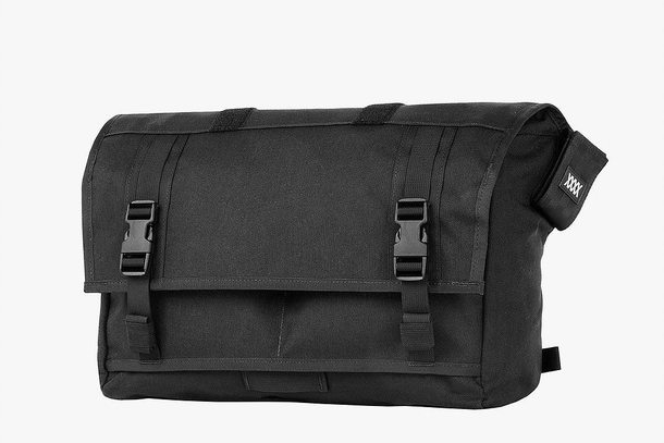 The Monty Messenger Bag
