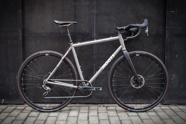 Moots Routt with SRAM 1x11