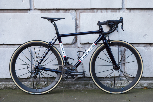 Parlee Z Zero with Lightweight and Campag