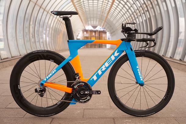 Trek Speed Concept with SRAM