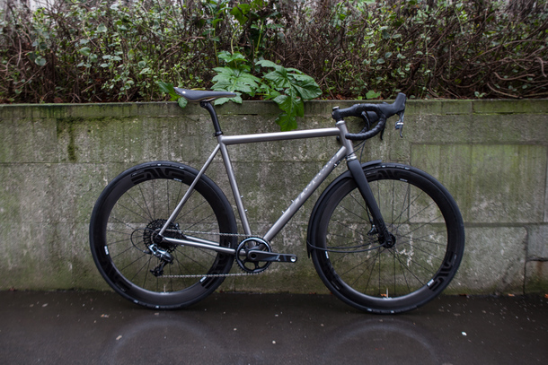 Mosaic GT1 Disc with SRAM