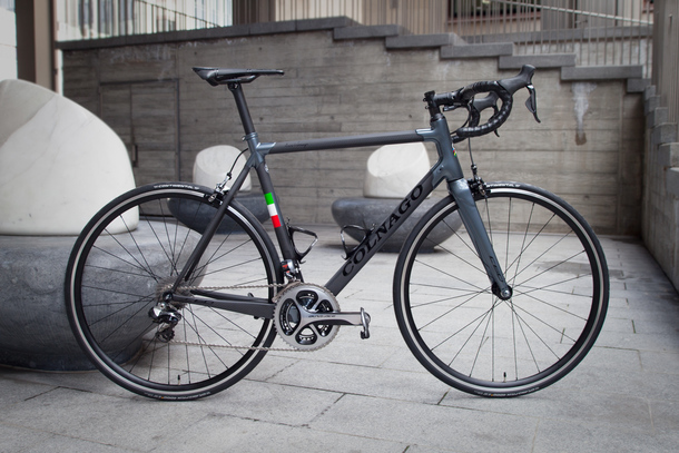 Colnago C60 with Easton