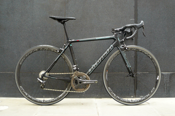 Bianchi Specialissima with EPS