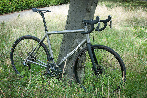 Moots Vamoots Disc with S&S Couplers
