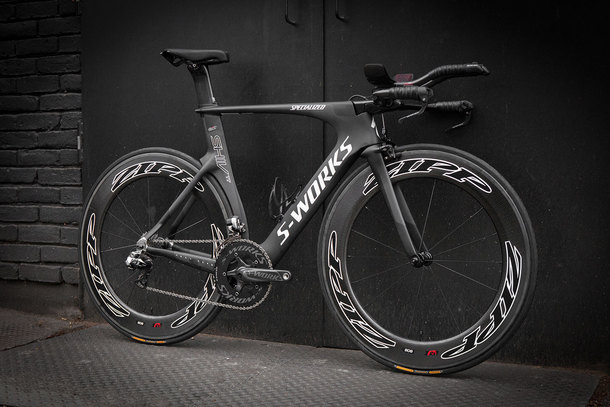 Specialized Shiv with Di2