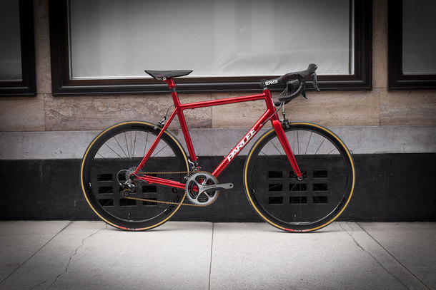 Parlee Z Zero Candy Red