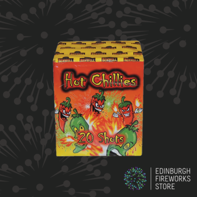 Hot-chillies-by-Benwell-Fireworks-from-Edinburgh-Fireworks-Store