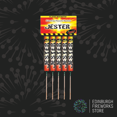 Jester-Rockets-by-Standard-Fireworks-from-Edinburgh-Fireworks-Store