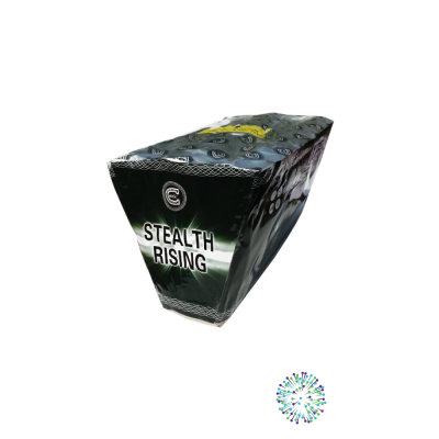 Stealth-Rising-by-Celtic-Fireworks-from-Edinburgh-Fireworks-Store
