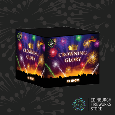 crowning-glory-by-Benwell-Fireworks-from-Edinburgh-Fireworks-Store