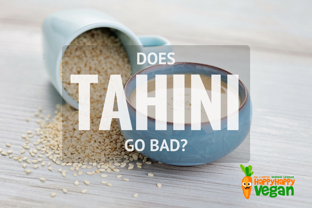 how to tell tahini is bad