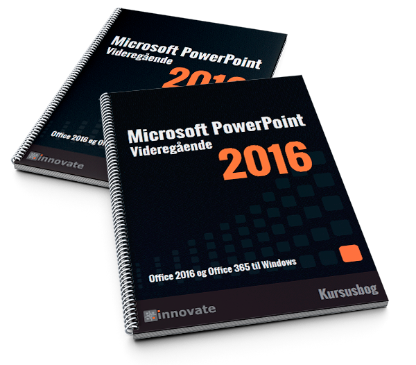 PowerPoint 2016 Videregående