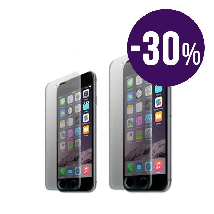 Wowewa Protector Cristal Templado iPhone 6/6S