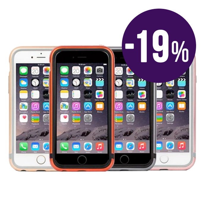 Moshi iGlaze Luxe Funda iPhone 6/6S