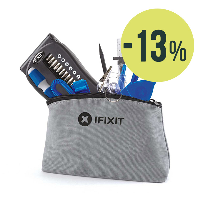iFixit Essential Electronics Toolkit básico