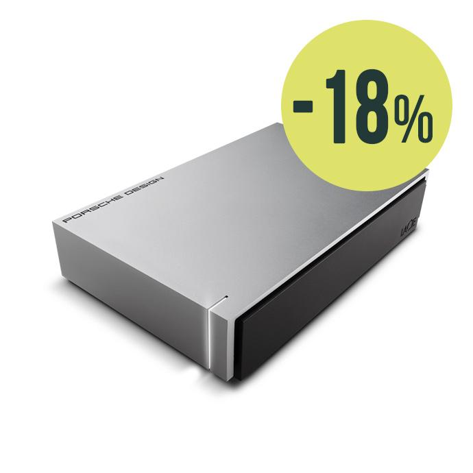 LaCie Porsche Design Desktop P9233 3TB   USB 3.0