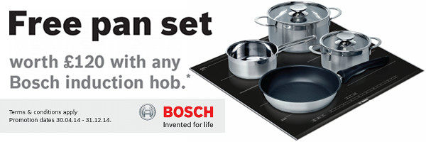Bosch - Free Pan Set