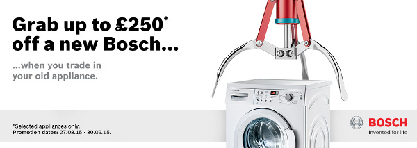 Bosch - �100 Trade In Independent