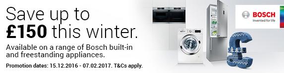 Bosch Winter Sale 15.12.2016 to 07.02.2017